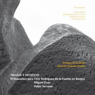 New book: 'Paisaje y Artificio'