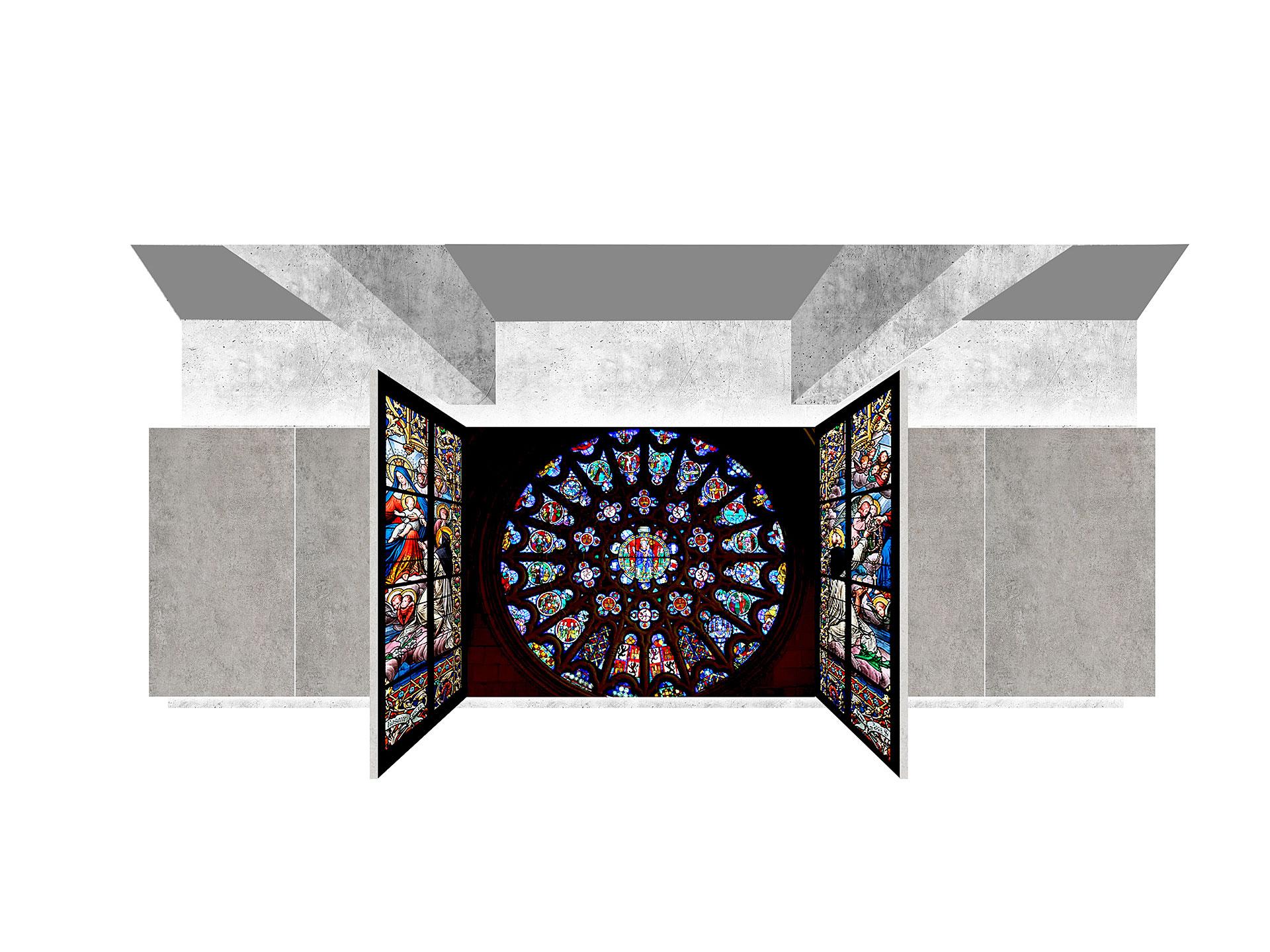 Centro de interpretación de las vidrieras