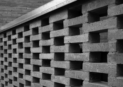 Brick house in Pino de Bureba
